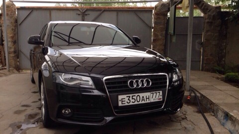 Audi A4 Drive2