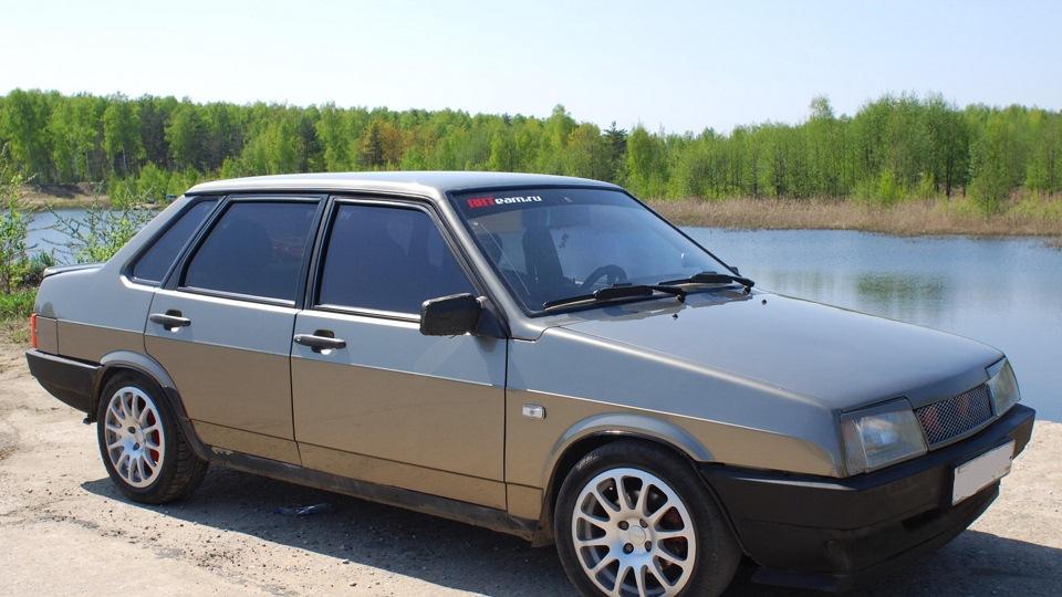 99 Машина Фото Лада ZA73