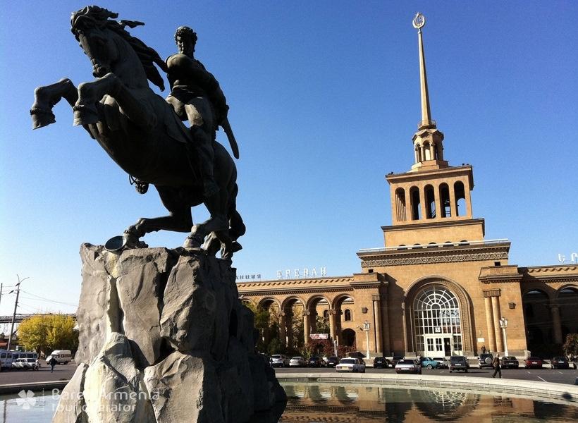 памятники армении фото бумага