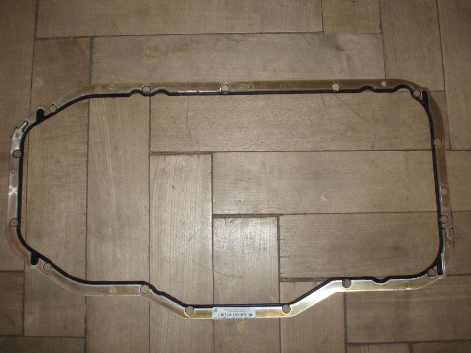 Материал прокладки поддона фото 510-412