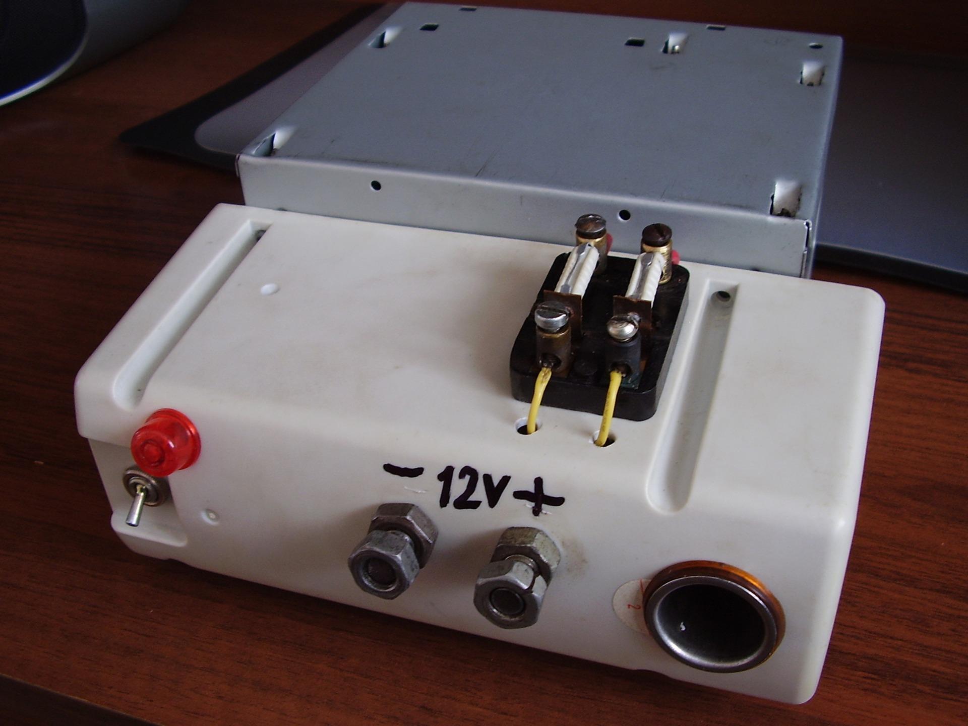 схема 12 вольтового трансформатора
