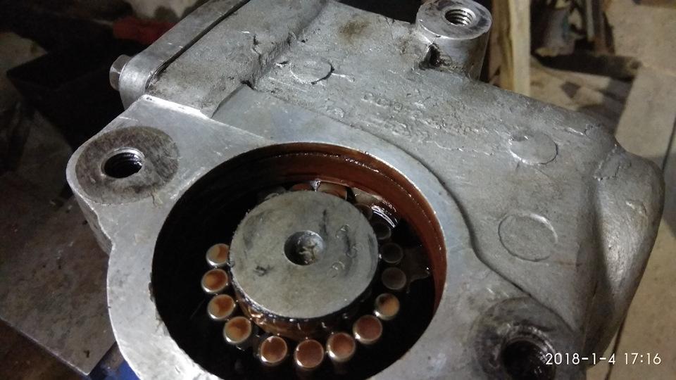 Рулевой механизм газель ремонт
