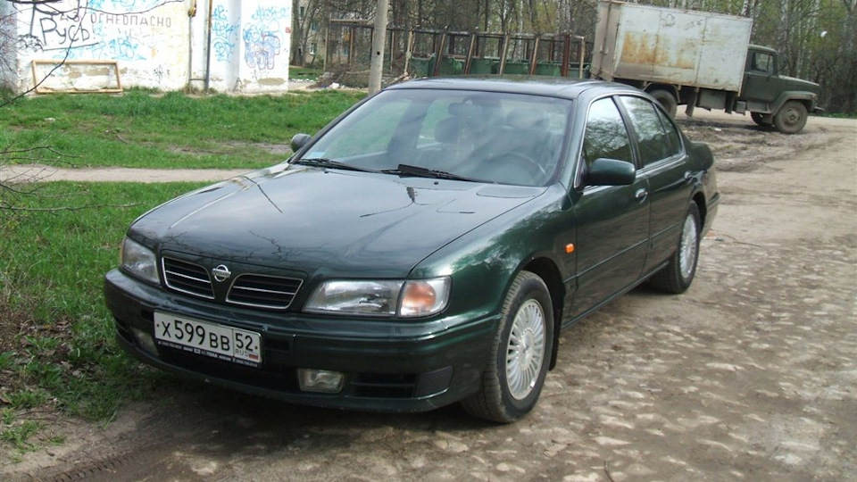 nissan maxima 1998 двигатель 2.0 отзывы
