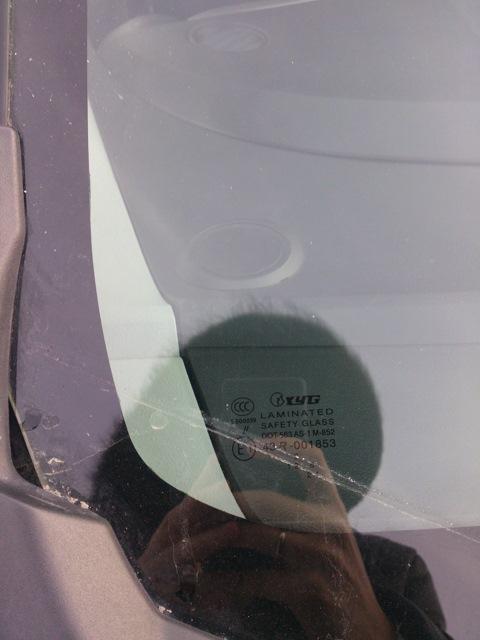 Ремонт сколов и трещин на стекле в волжском