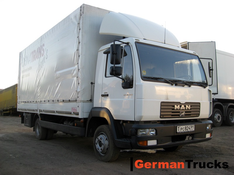 Грузовик фургон volvo fl 611 1995гв