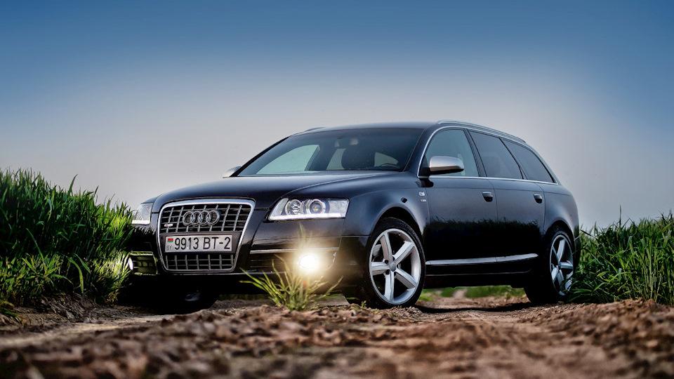 Бортжурнал Audi A6 Avant: https://www.drive2.ru/r/audi/288230376151946606/logbook/