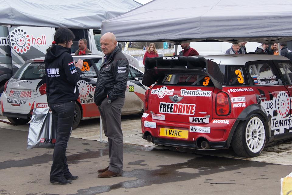 Кирилл Кипиани, Rally Masters Show