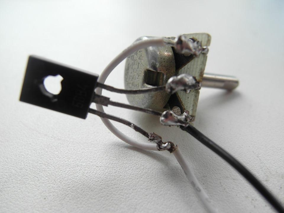 Регулировка яркости у светодиодной ленты своими руками 8