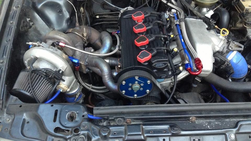 Ауди 80 тюнинг двигателя