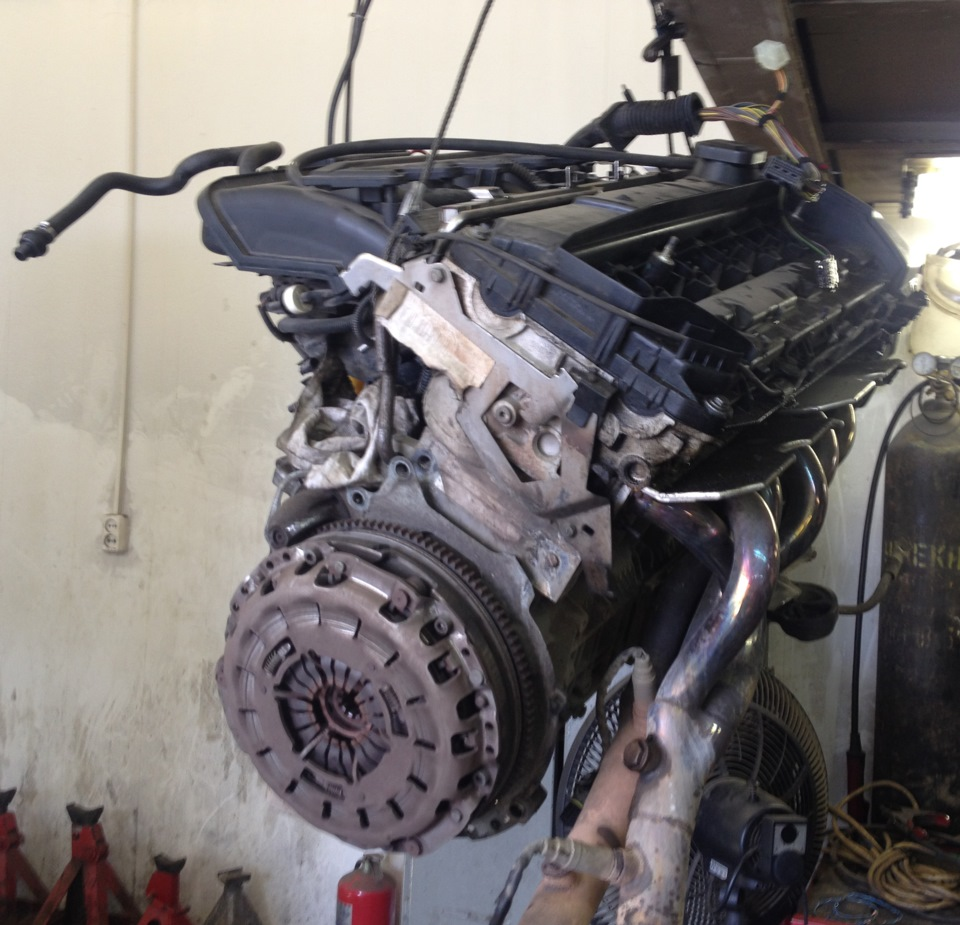 M54B28 или ТО-4: меняем масло вместе с двигателем