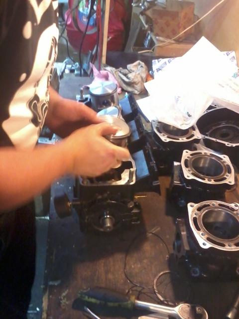 подвесной мотор гидроцикл #10