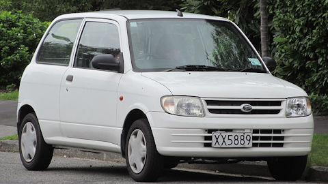 Daihatsu Mira Car Reviews From Actual Car Owners With Photos On