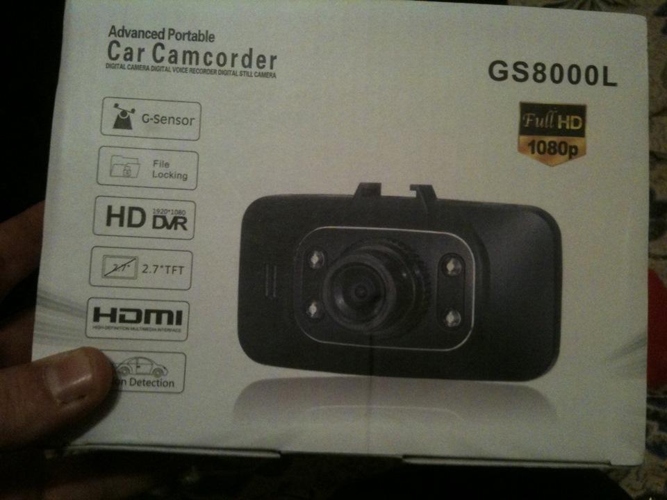 Прошивка видеорегистратора gs8000l скачать бесплатно