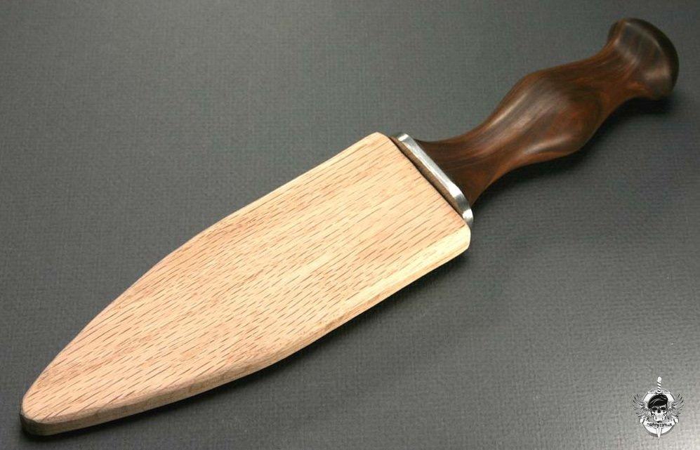Как сделать деревянный футляр для ножа