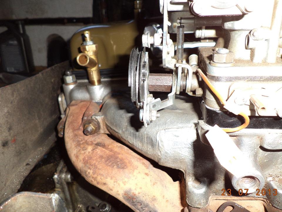 Тросик газа на уаз буханка