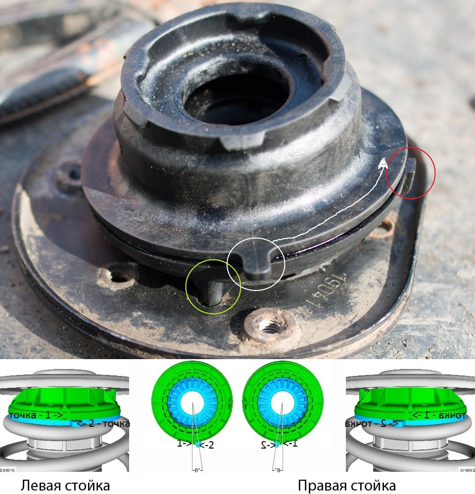 схема сборки амортизатора форд мондео 3