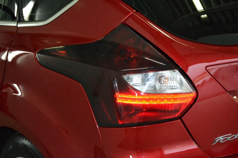 Фото отчет от измениях машины в Art Auto Studio (часть 1) - бортжурнал Ford Focus Hatchback Карамелька S-Line 200+Hp DRIVE2