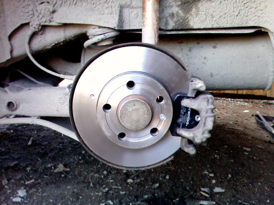 Замена заднего тормозного диска фольксваген джетта 6 Диагностика форсунок двигателя киа спортейдж 2