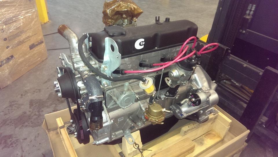 Двигатели уаз 421800