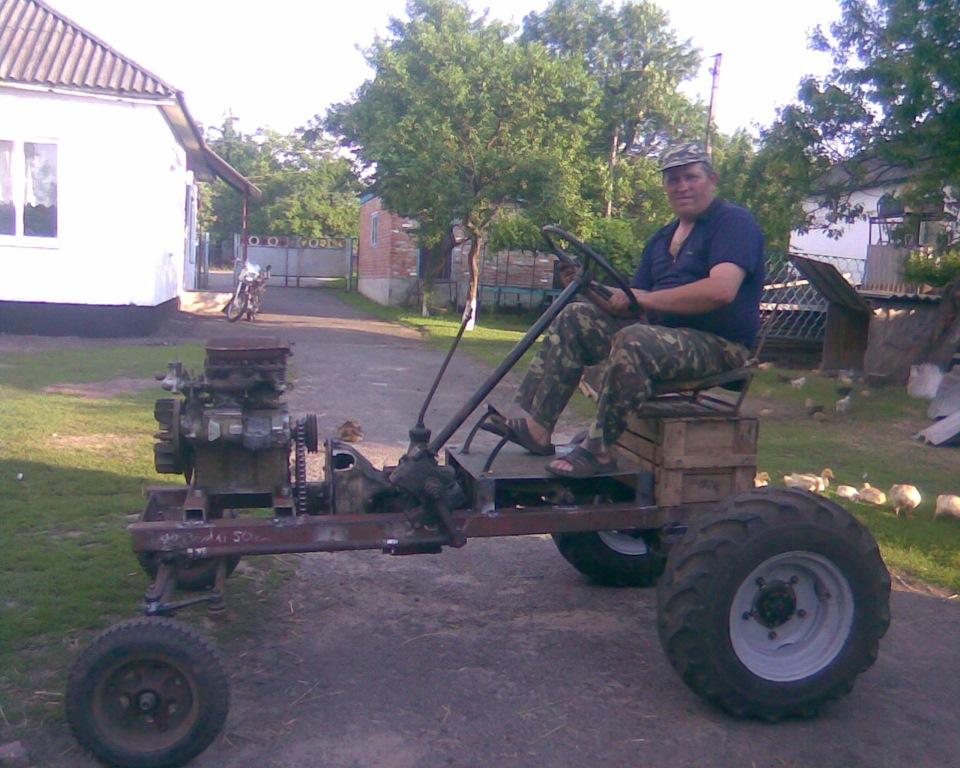 Трактор мтз 80 маленький обзор - YouTube