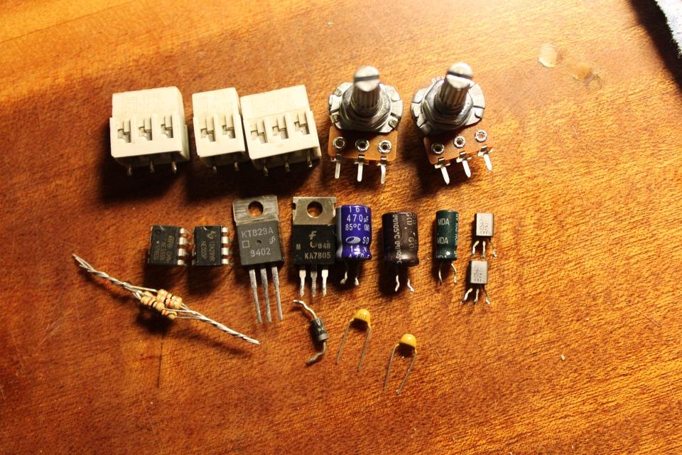 Контроллер для промывки форсунок своими руками - Urbiznes.ru