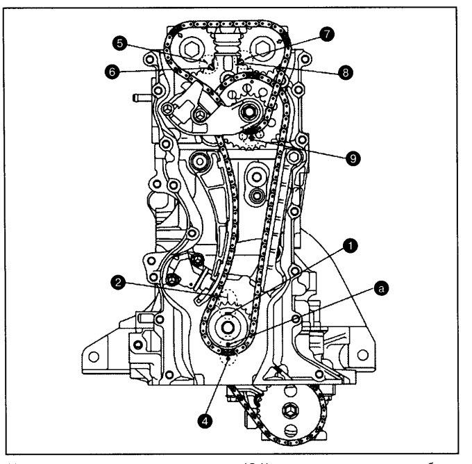 Ремонт двигателя м16а своими руками