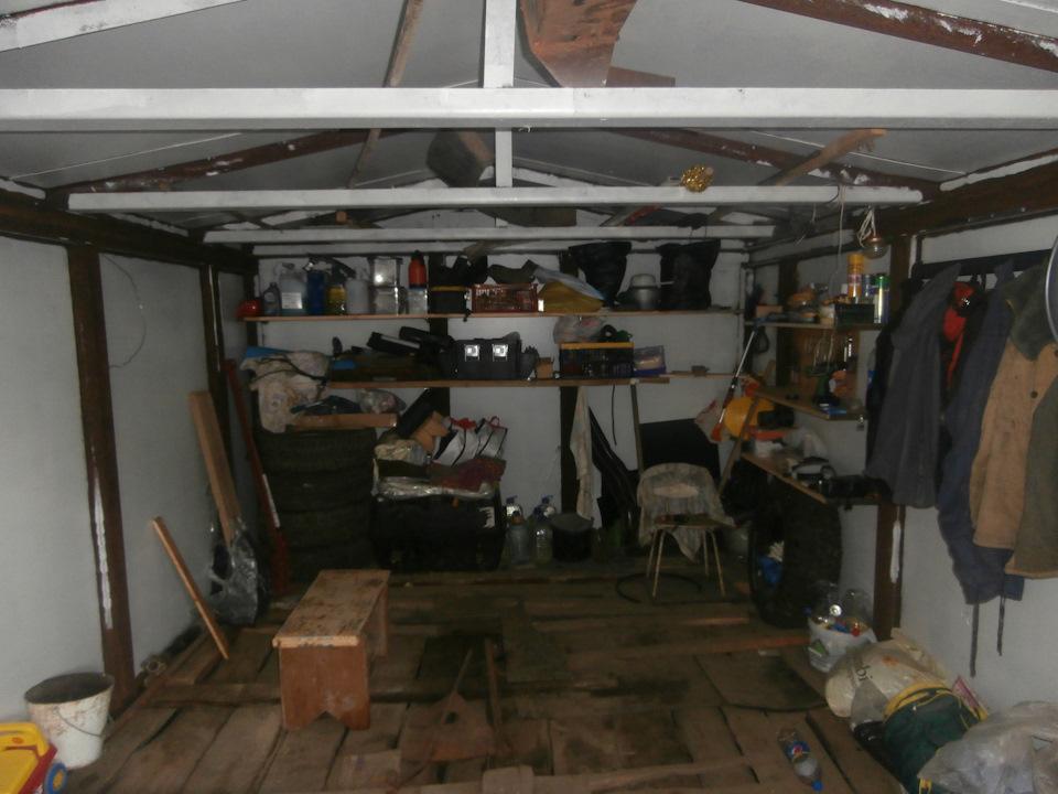 Есть ли смысл утеплять железный гараж купить пенал гараж пенза