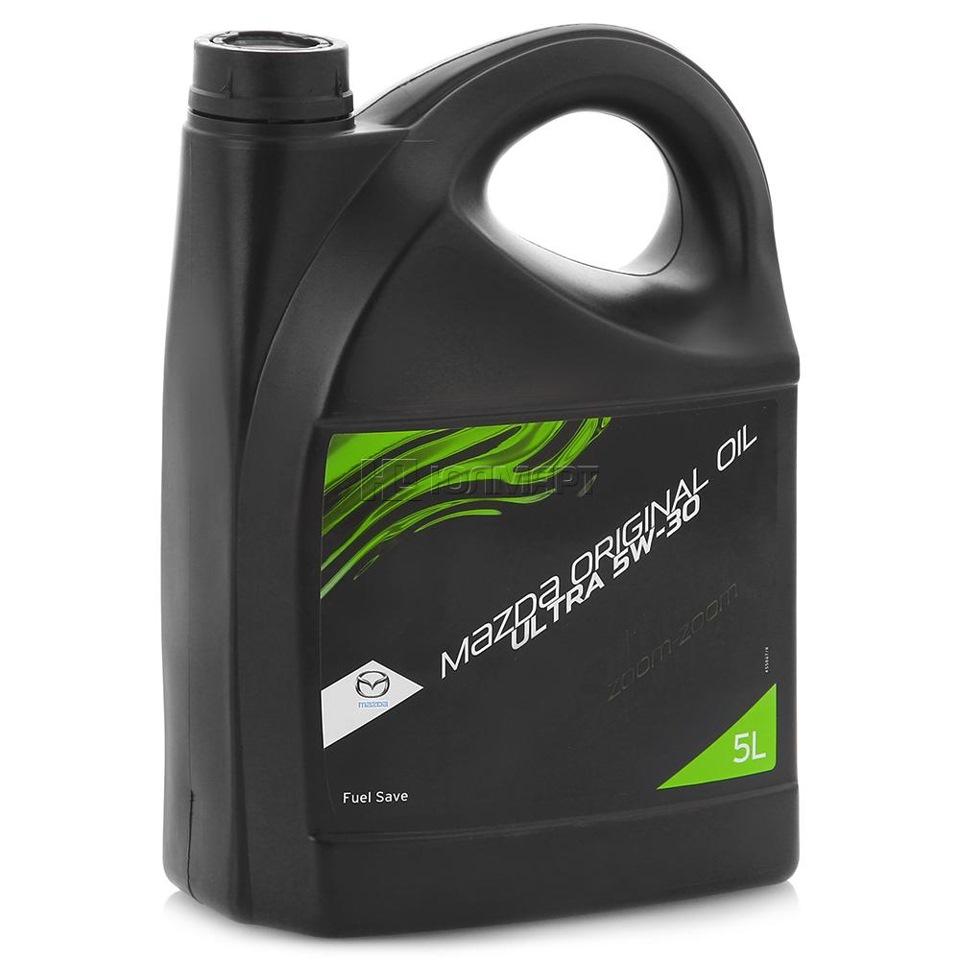 Mazda oil ultra 5w30