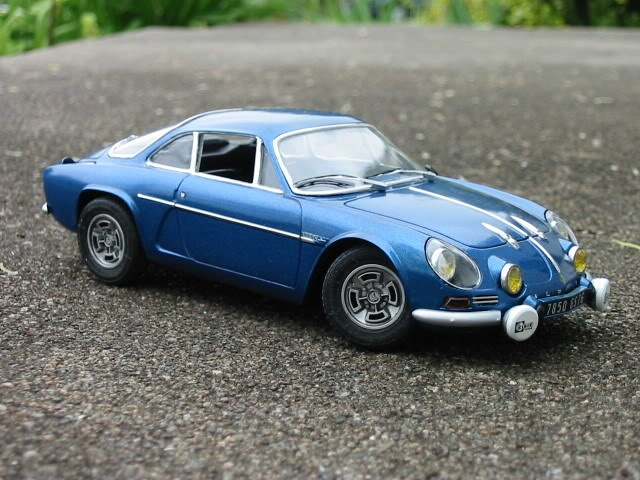 tamiya renault alpine a110 1600sc 1 24. Black Bedroom Furniture Sets. Home Design Ideas