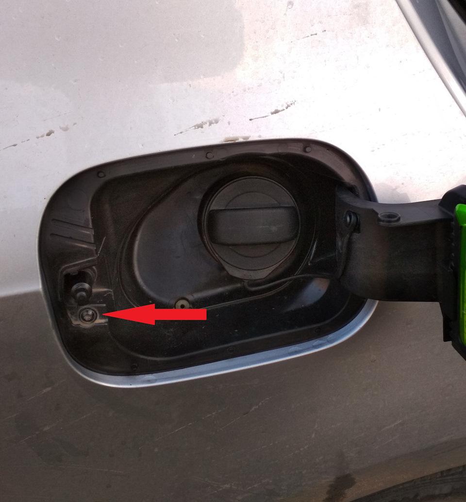 А7 skoda объем бензобака