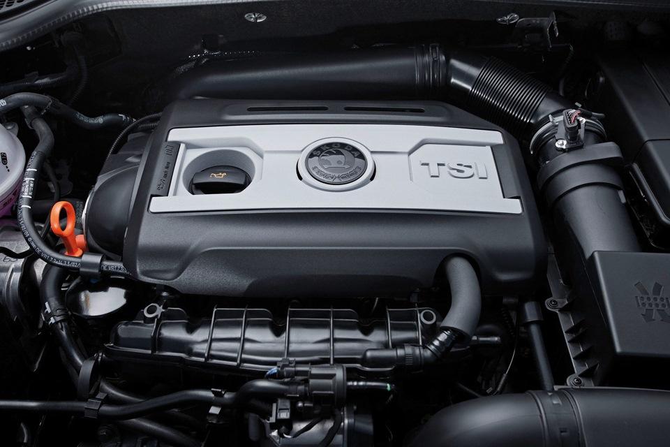 Турбированный двигатель tsi 1.2