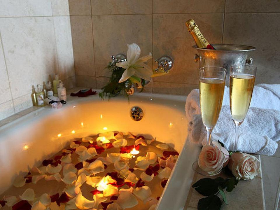 Романтик в ванной видео считаю