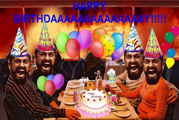 Поздравление с днем рождения сало