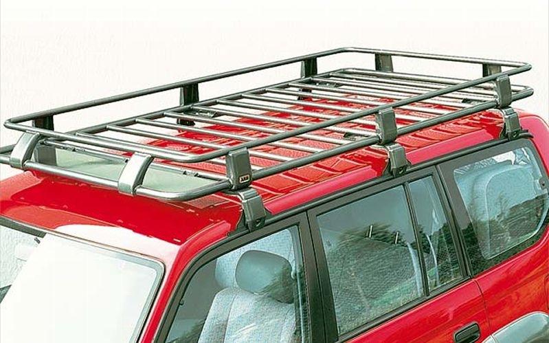 Багажник на крышу автомобиля своими руками на дастер