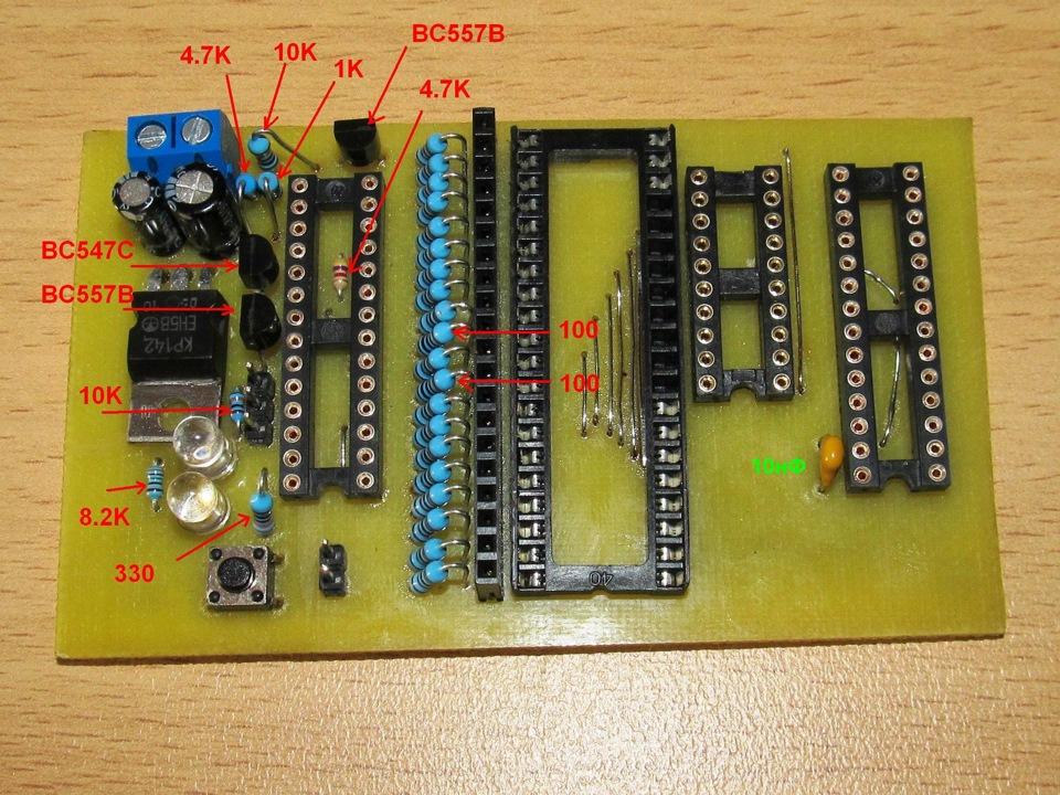 Востанавливаем фьюзы на микроконтроллерах Attiny через Arduino