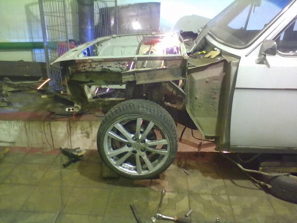 Установка японского двигателя на Газель в Москве