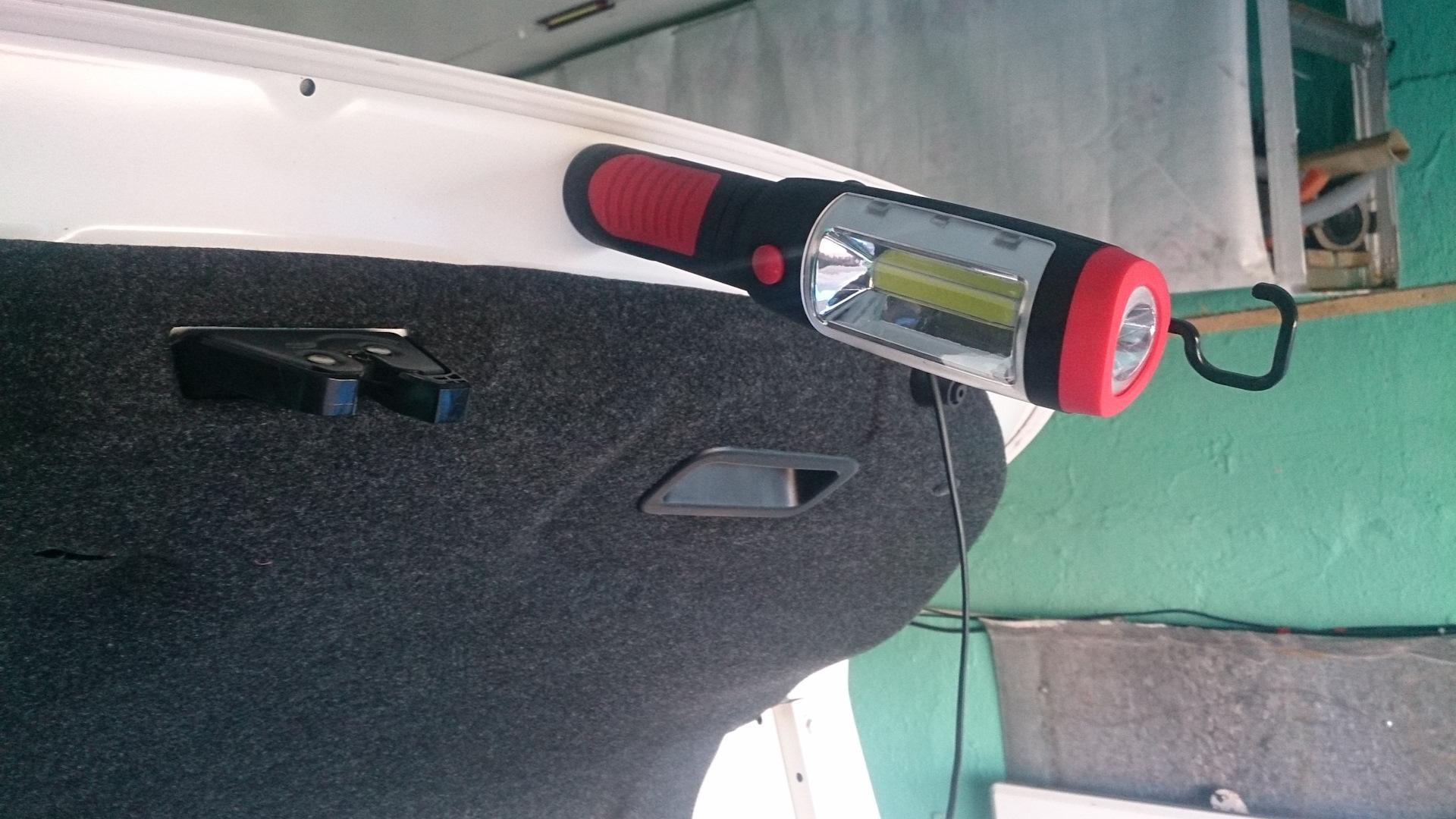Фонарь для гаража переносной купить гараж на чермянском проезде