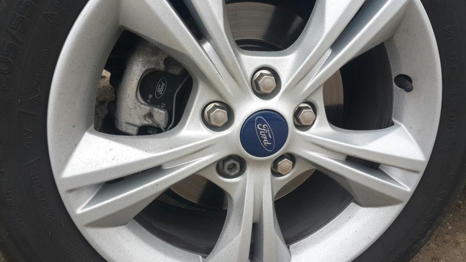 отлетают колеса ford focus 2