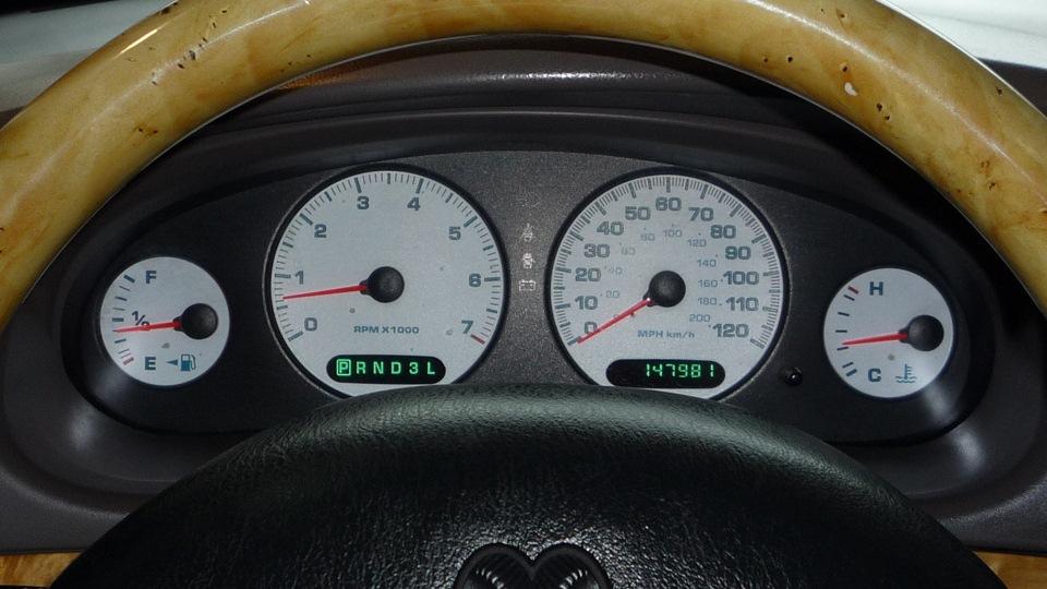 Двигатели газ крайслер