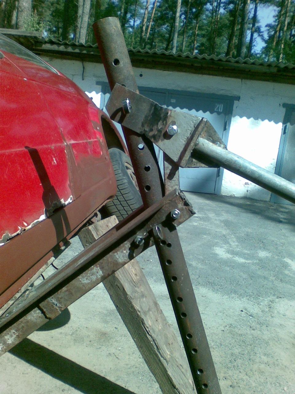 Самодельные приспособления для ремонта автомобиля своими руками 78