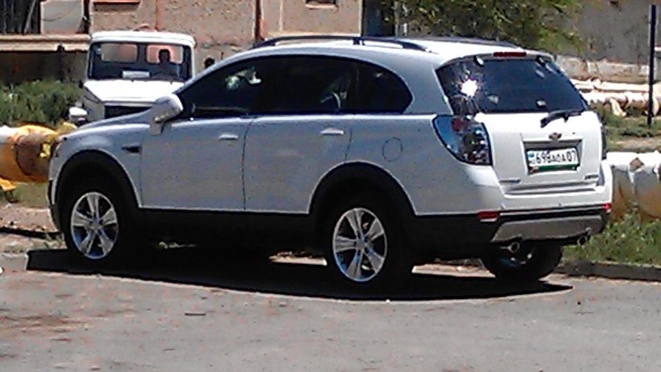 Авто клуб Chevrolet Captiva  Шевроле Каптива