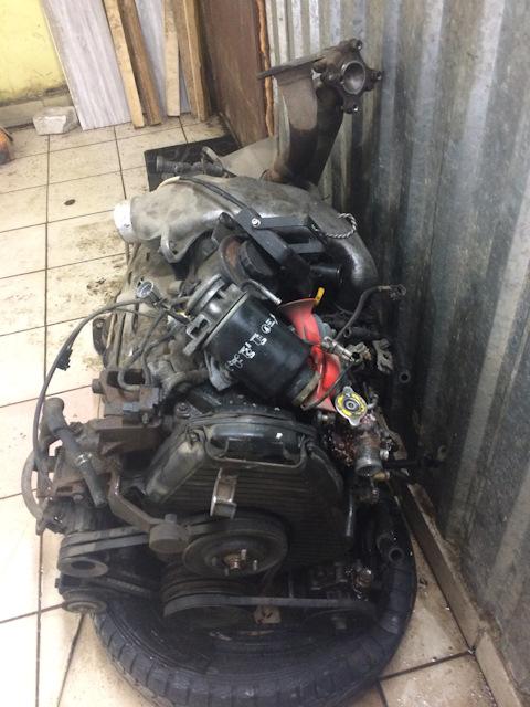 двигатель на тойоту хайс купить 1rz