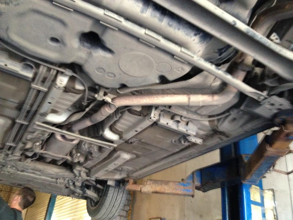 Выхлопная система тойота корона схема Toyota Corolla: Крепление выхлопной системы для