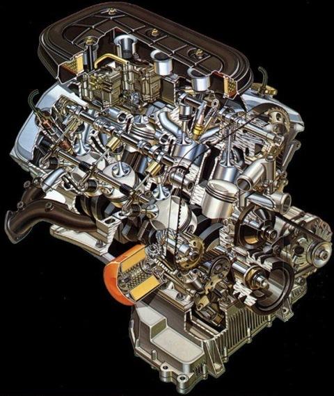 Engine 30 V6 for Alfa 75  ebsparescouk