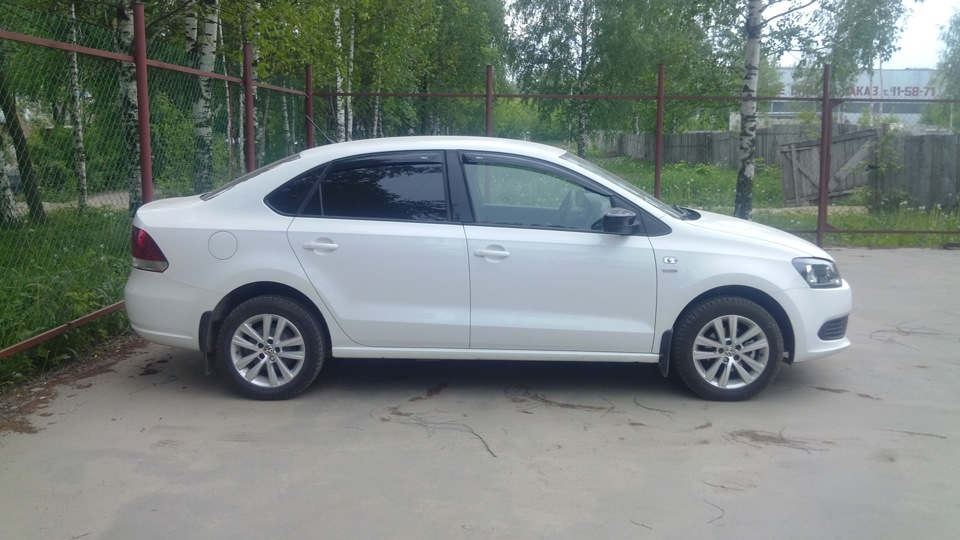volkswagen polo sedan 5-мкп sochi edition