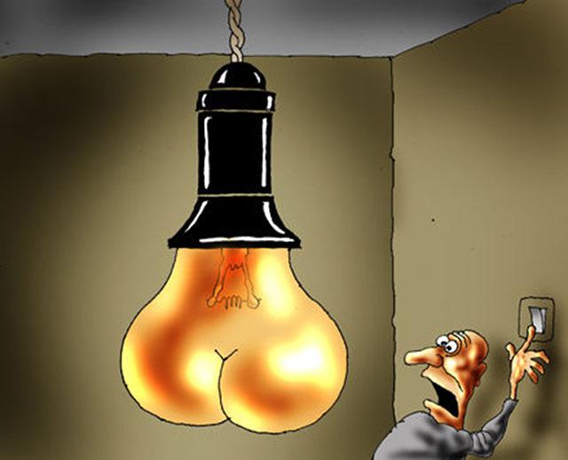 Лампочка ильича демотиватор