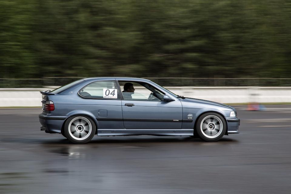 BMW E36 cоmpact s50b32 — Олег / Olza — 1 место