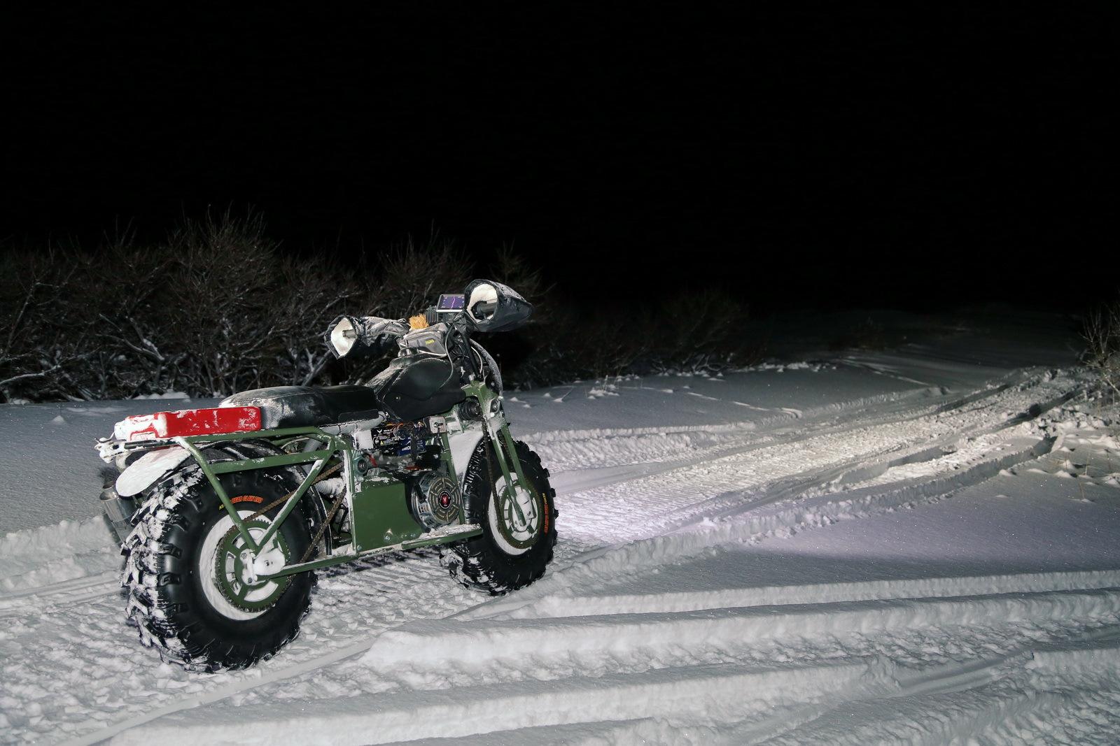 Мотоцикл внедорожный своими руками фото 623