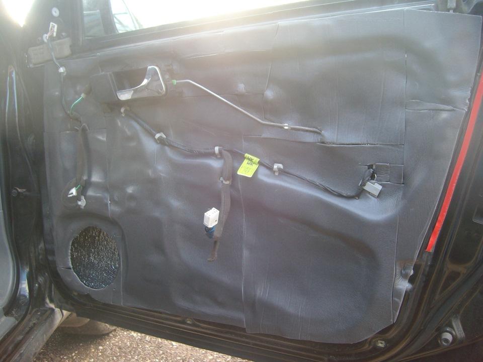 Как зашумить машину своими руками