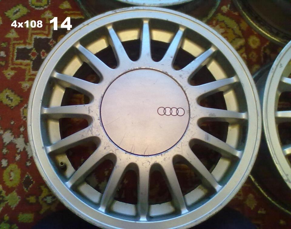 Оригинальные литые диски r-15 для ford (escort, orion, monde